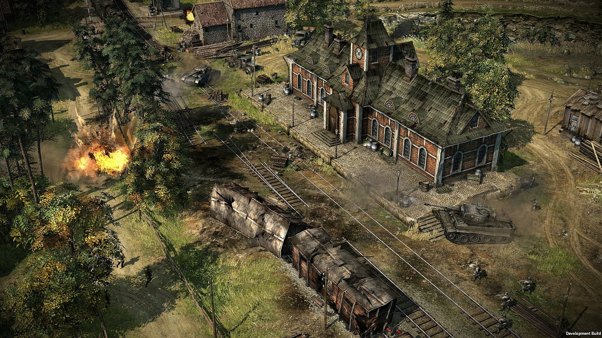The Studio S 2005 Real Time Strategy Game Blitzkrieg 2