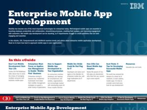 ibm q4 aim eguide pan jan apr15 enterprise mobile app