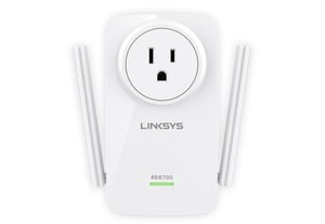 Linksys RE6700 range extender