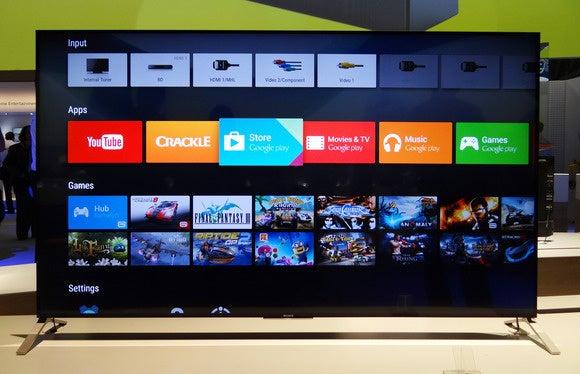 телевизор с андроид - фото 6