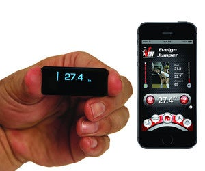 vert jump monitor  device and app