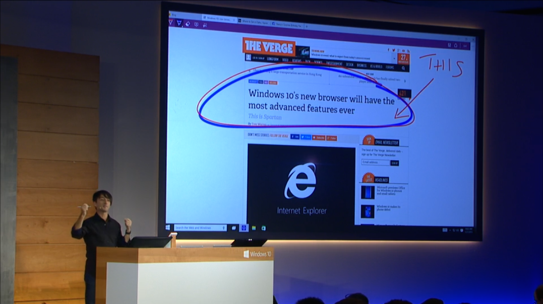 Windows 10's new features: Cortana, a 'Spartan' browser, Xbox ...