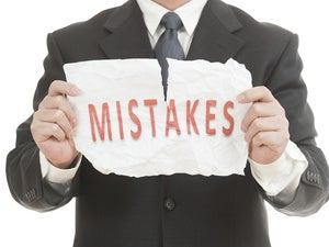 bus mistakes thinkstock