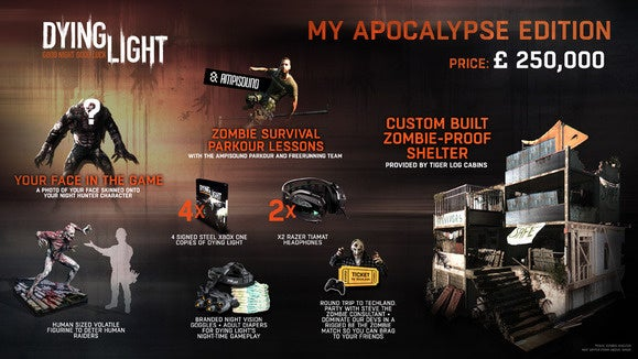 Dying Light Apocalypse Edition
