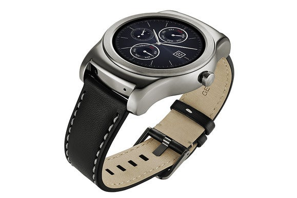 lg watch urbane silver profile