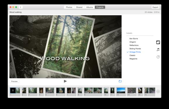 photos slideshow