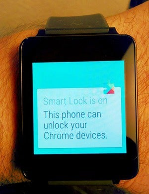 smart lock android wear