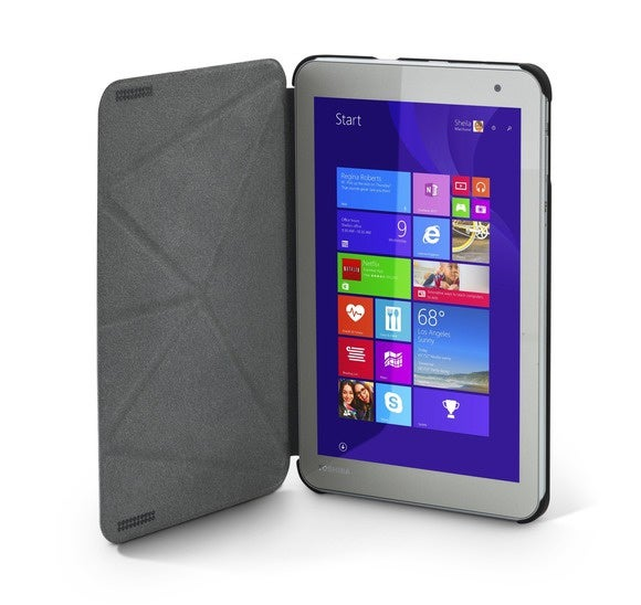 toshiba encore 2 10 snap case with cover angle3