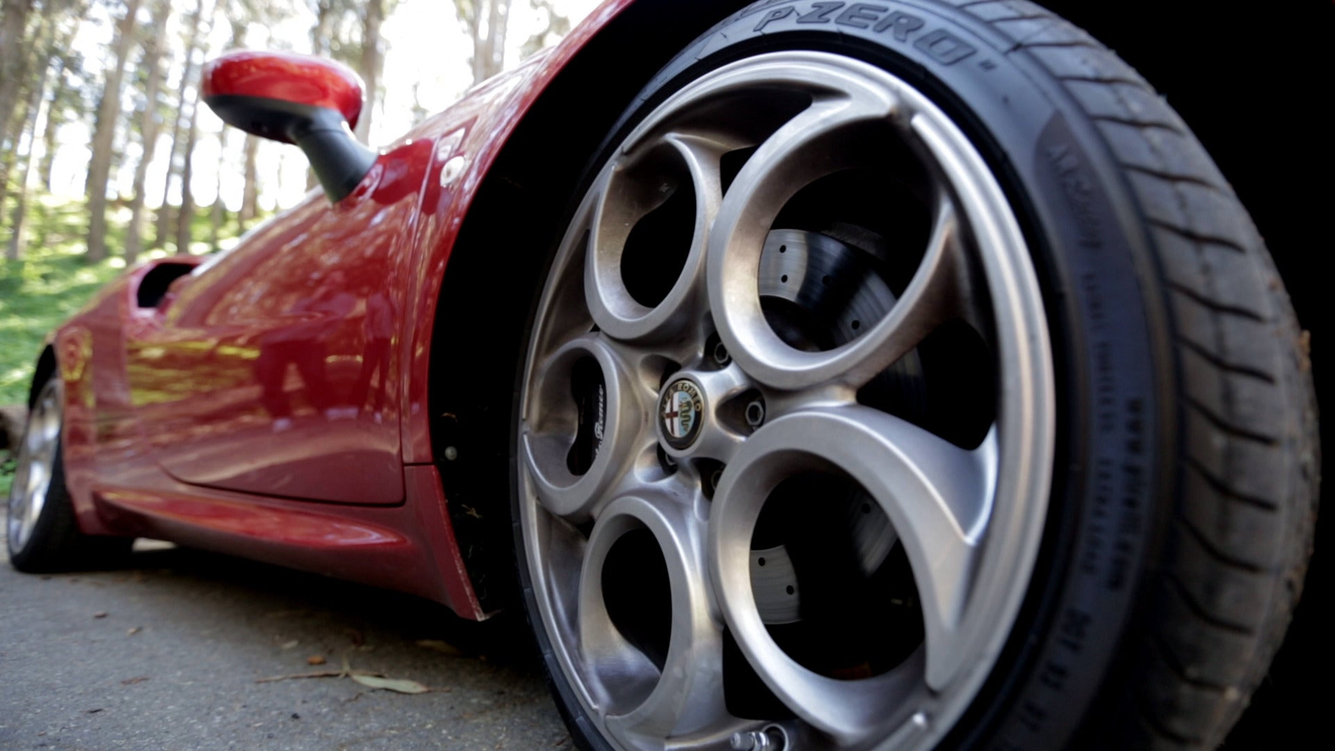 Pirelli Tires Review >> Alfa Romeo 4C review: A snarling high-tech response to ...