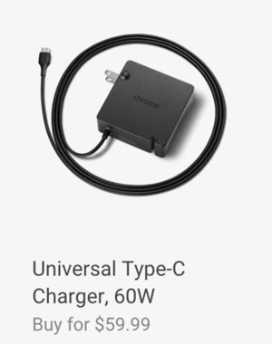 chromebook pixel charger