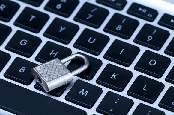 computer security keyboard lock