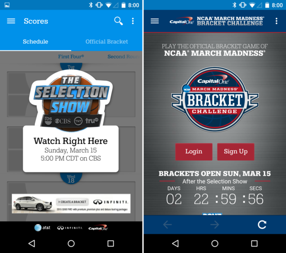 fivetotry mar13 ncaamarchmadness