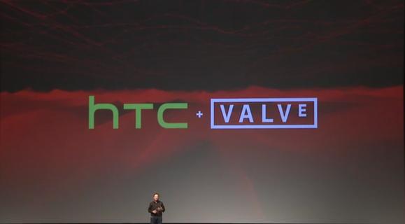 htc vive valve