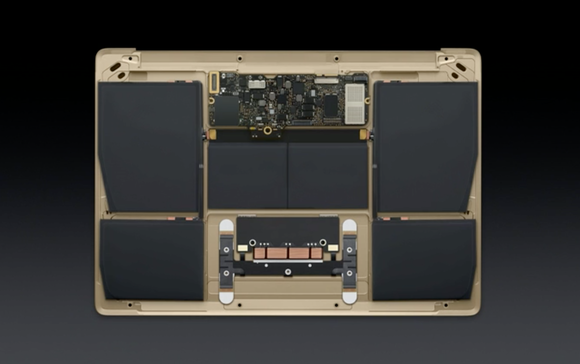 macbook 12 interior