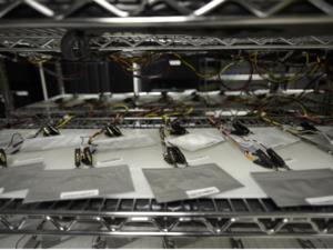 sakti3 battery cell test lab