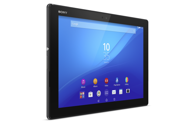 Sony39;s pixelpacked Xperia Z4 Tablet aims for mobile entertainment