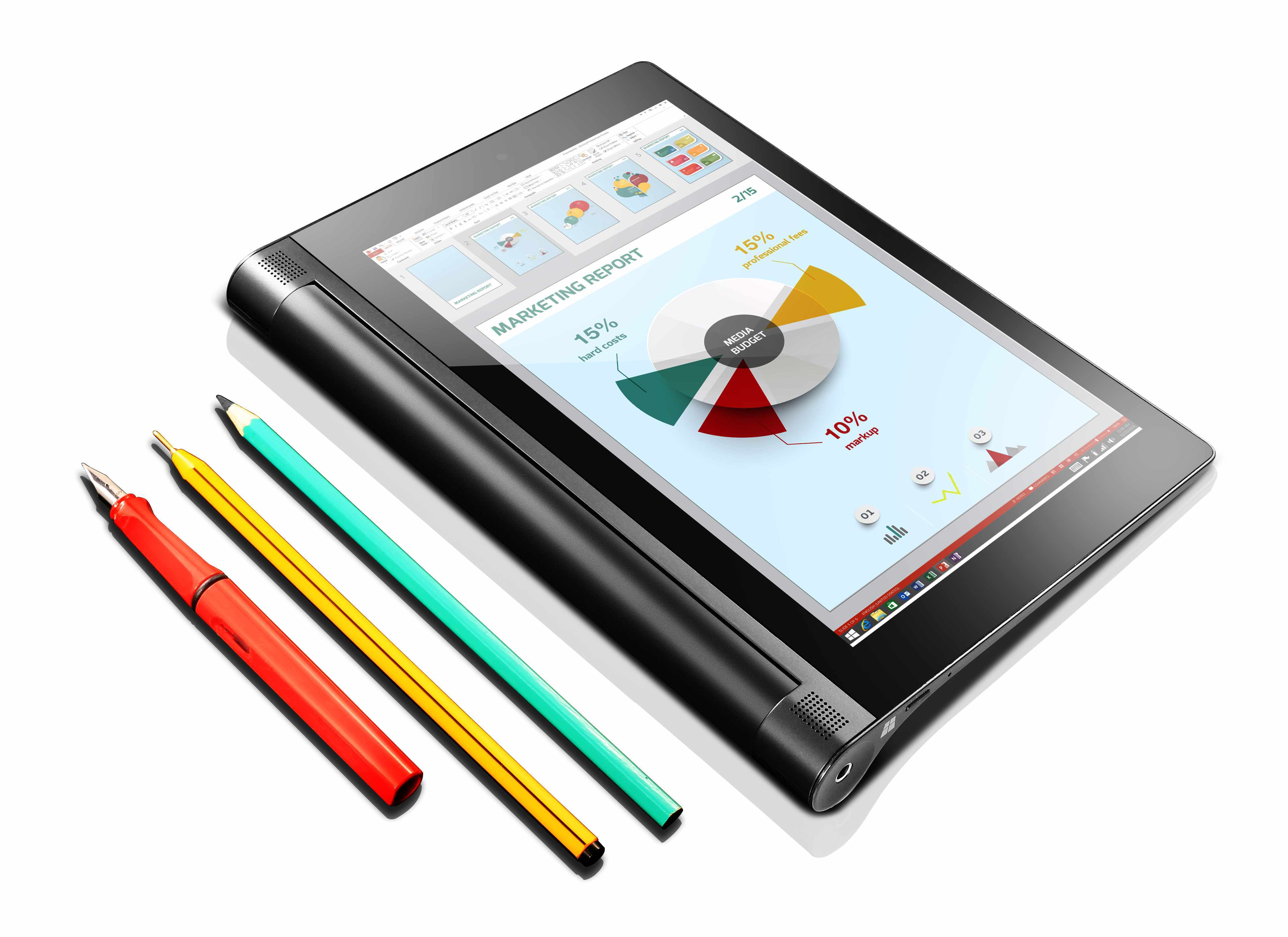 Lenovo yoga tablet 2 anypen 8 inch review versatile but small for serious windows use pcworld - Six uses old tablet ...