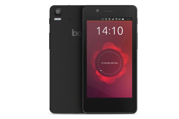 bq aquarius ubuntu phone