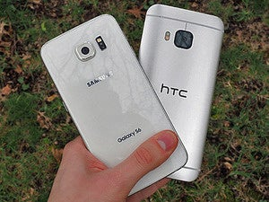 Galaxy S6 vs HTC One M9 Camera