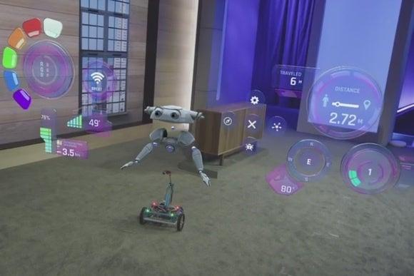 hololensrobot