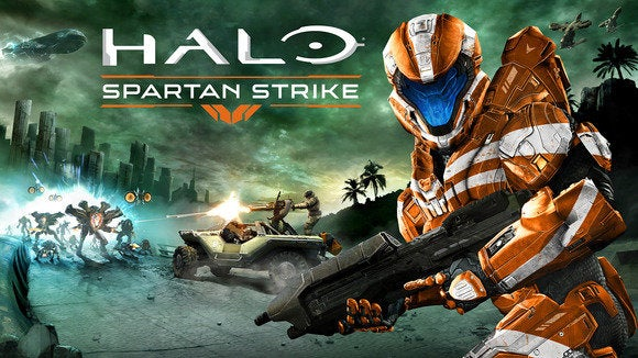 spartan strike artwork