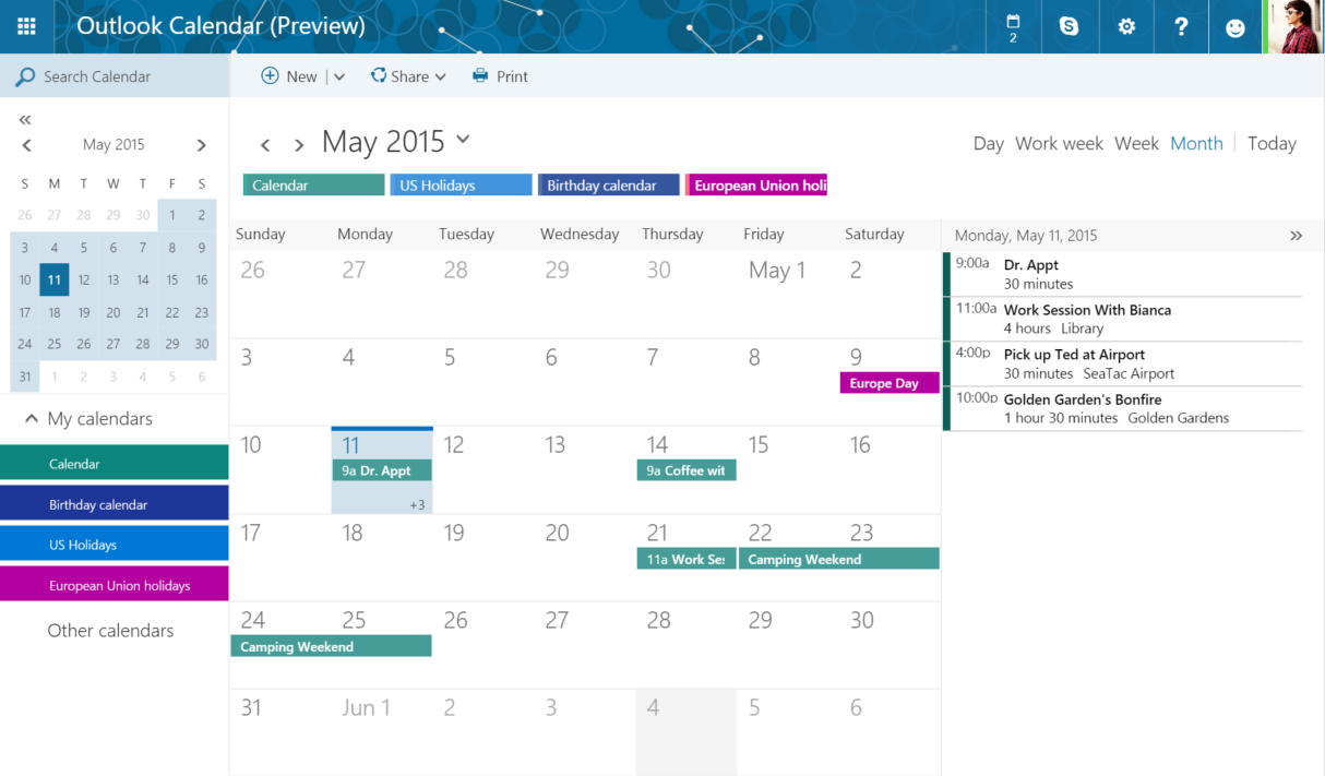 Microsoft begins to update Outlook.com with add-ins, Clutter, more ...