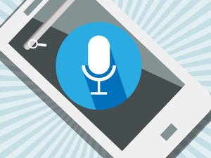 voice commands smartphone search