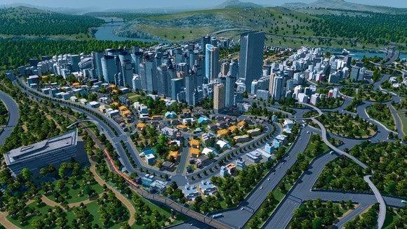 cities skylines