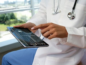 doctor tablet