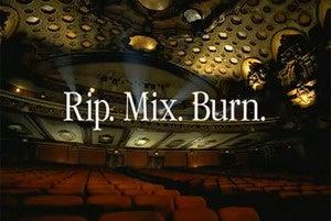 rip mix burn primary
