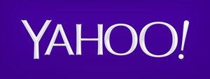 yahoo logo purple