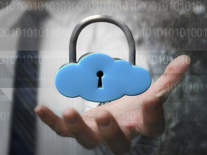 cloud security lock