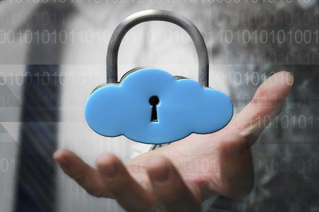 cloud security lock