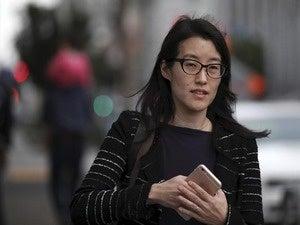 Ellen Pao, former Reddit interim CEO