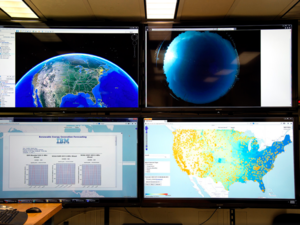 IBM renewable energy SMT