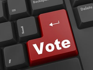 vote key