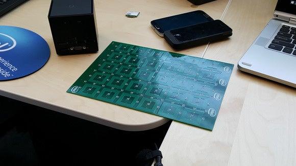 Intel IDF wireless charging