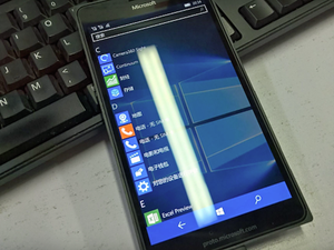 lumia 950xl prototype