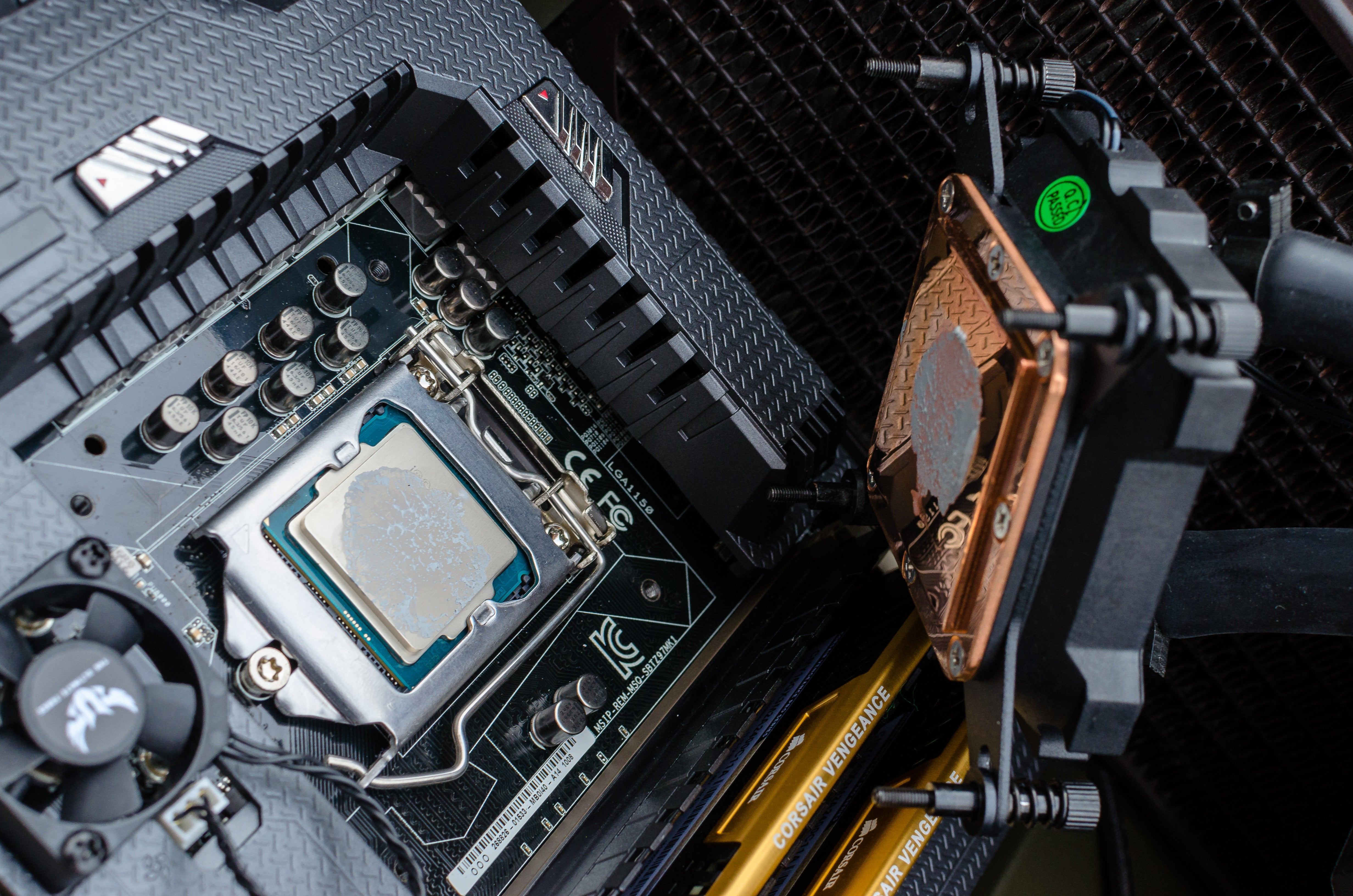 What would you recomend (motherboard, Processor)?