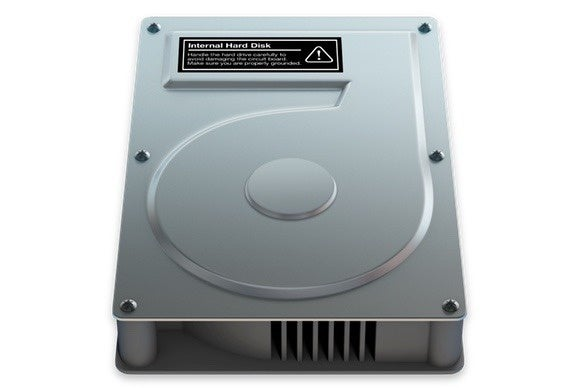 Sierra internal hard disk