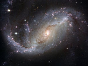 sky space dark galaxy universe constellation cosmos astronomy