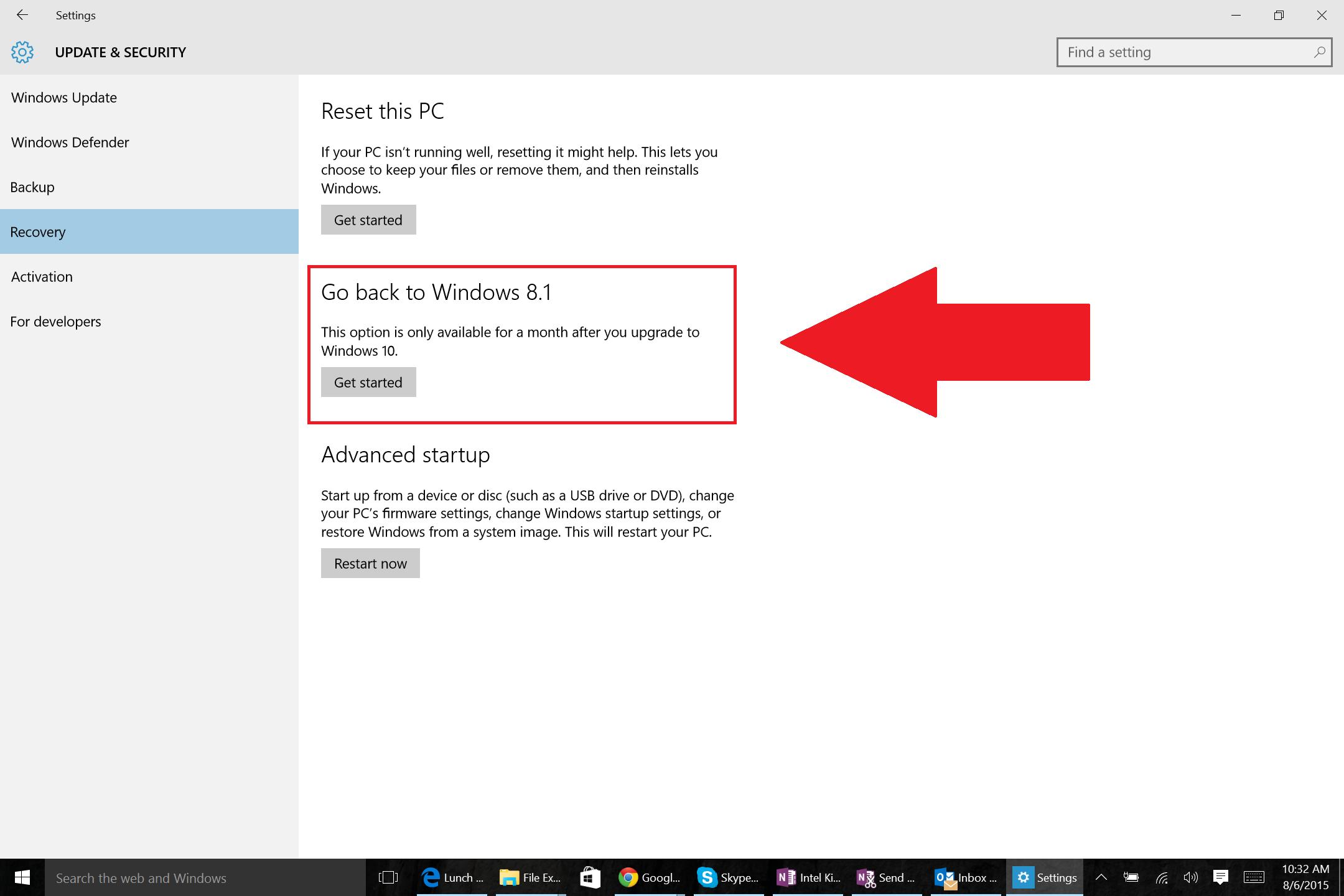 Как сделать откатку системы на windows 7