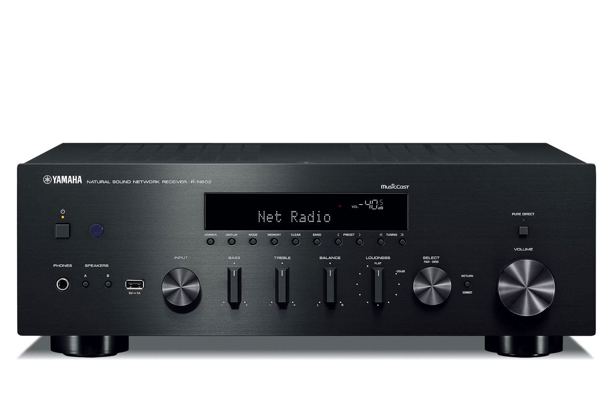 Yamaha unveils musiccast a high fidelity multi room audio for Multi zone receiver yamaha