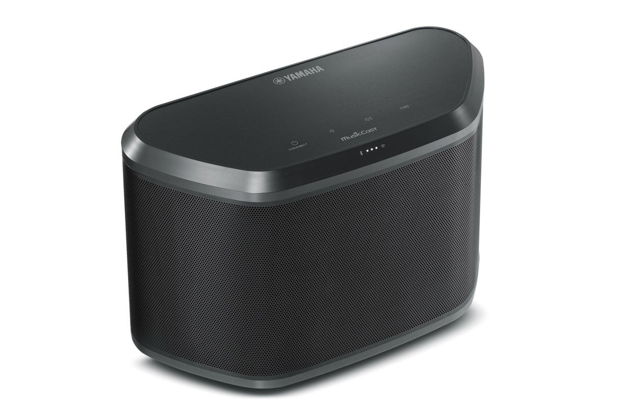 yamaha unveils musiccast a high fidelity multi room audio. Black Bedroom Furniture Sets. Home Design Ideas