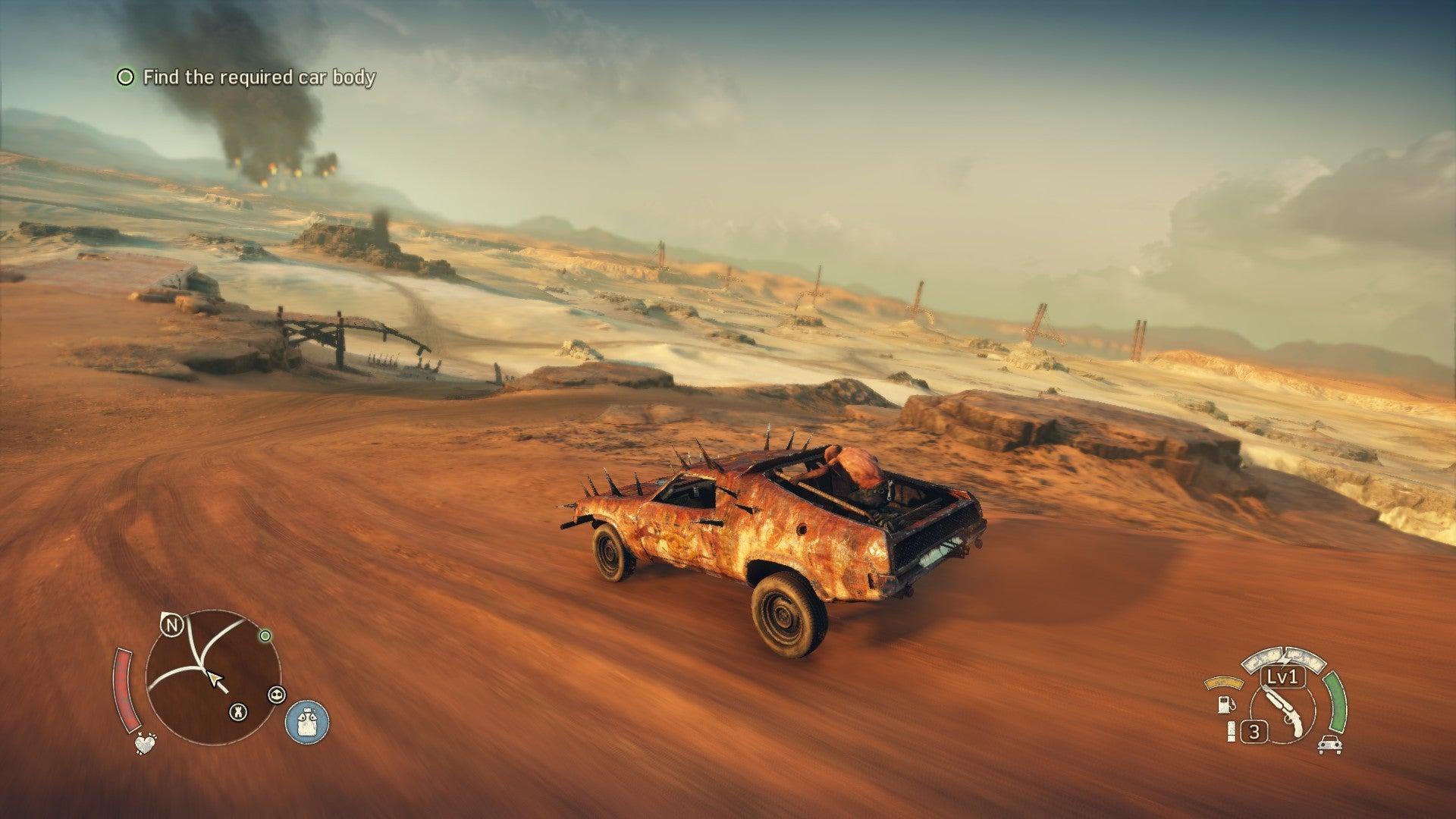 Mad Max Crack V3 + Update