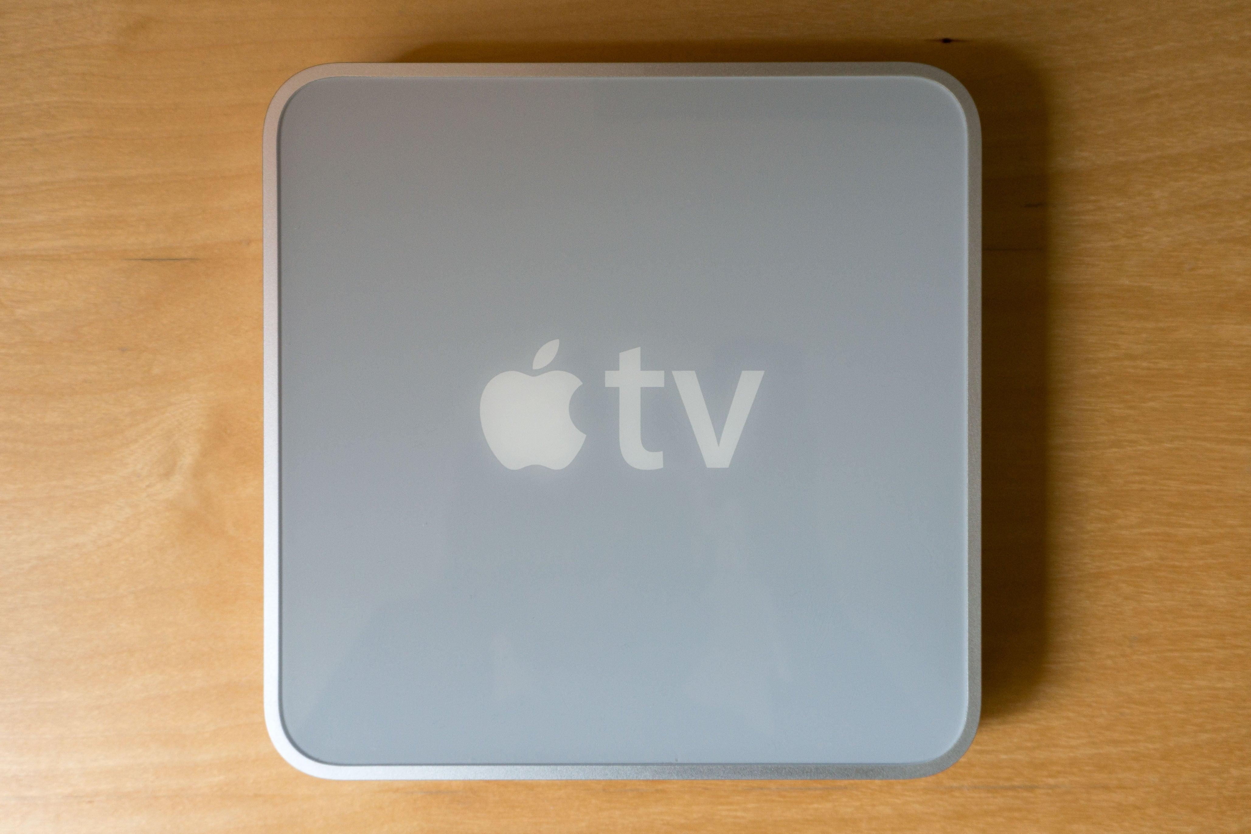 apple tv primary