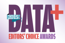 Computerworld Data+ Editor's Choice Awards 2015 logo