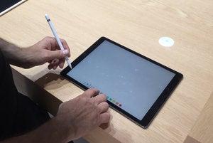 ipad pro apple pencil demo
