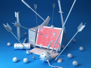 malware threat hack hacked bug cyberthreat