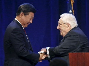 president xi  china kissinger